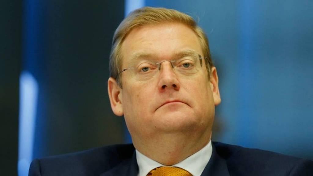 Pvda niet uit op val minister van der steur bnr nieuwsradio for Van de steur