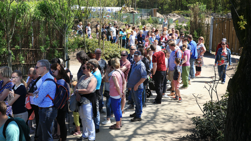 Hoe je een rij wachtende mensen gelukkiger maakt bnr nieuwsradio - Hoe een lange gang te plannen ...